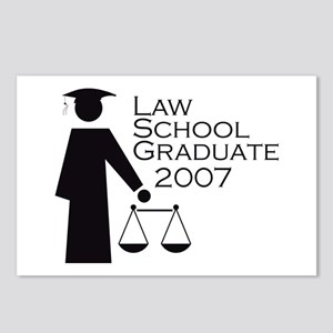 Law School Graduate 2007 Postcards (Package of 8)
