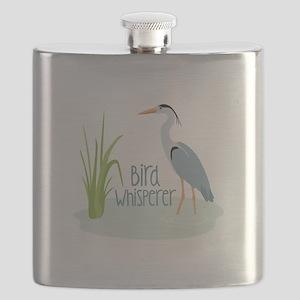 Bird Whisperer Flask