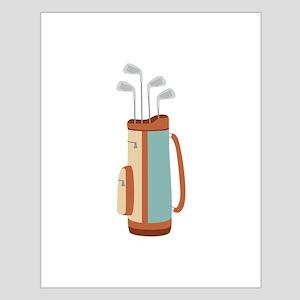 Golf Bag Posters