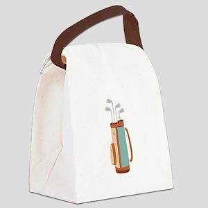 Golf Bag Canvas Lunch Bag