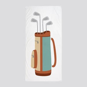 Golf Bag Beach Towel