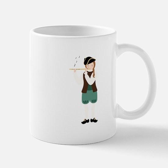 Scottish Piper Mugs