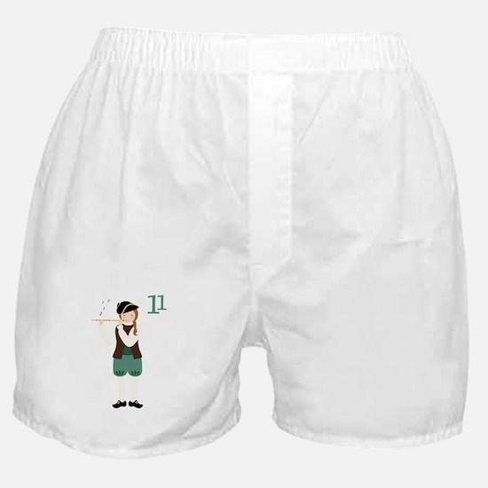 11 Boxer Shorts