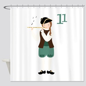 11 Shower Curtain