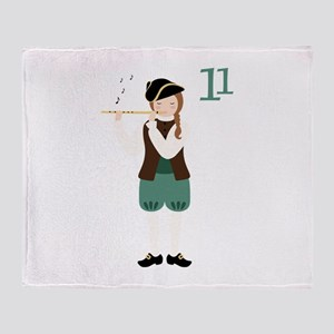 11 Throw Blanket