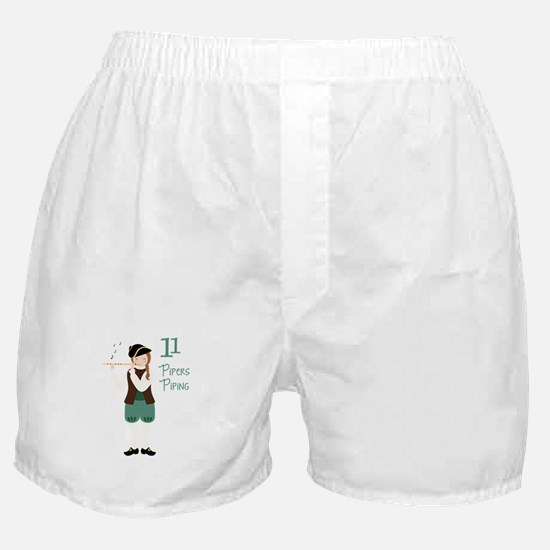 11 PiPeRS PiPiNG Boxer Shorts