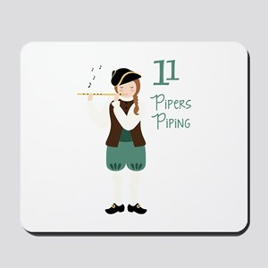 11 PiPeRS PiPiNG Mousepad