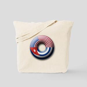 USA - Cuba Tote Bag