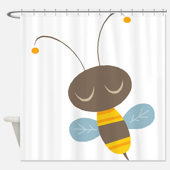 Men Young Bumble Bee Bathroom Accessories Decor