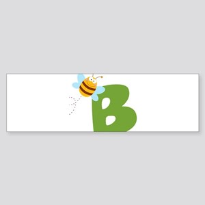 B....is for BEE Bumper Sticker