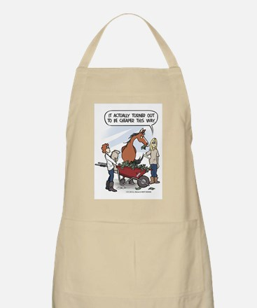 Cheaper This Way Apron