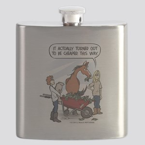 Cheaper This Way Flask