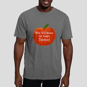 Personalised Halloween T Mens Comfort Colors Shirt