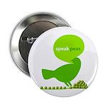 Speak Peas Buttons (10 pack)