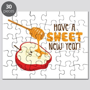 Have A SWEET New Year! Puzzle