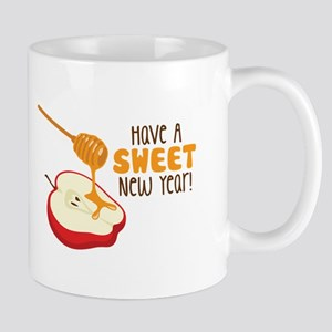 Have A SWEET New Year! Mugs