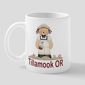 Tillamook Oregon Mug