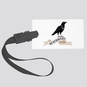 NEVERMORE Luggage Tag