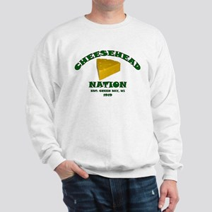 Cheesehead Nation Sweatshirt