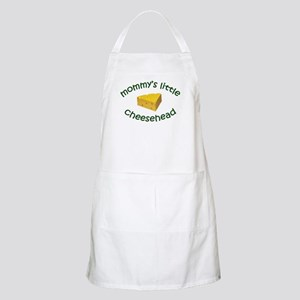 Mommy's Cheesehead BBQ Apron