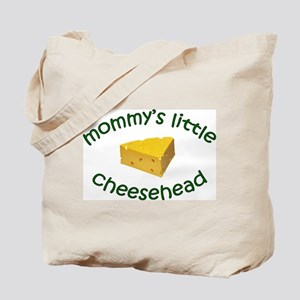Mommy's Cheesehead Tote Bag