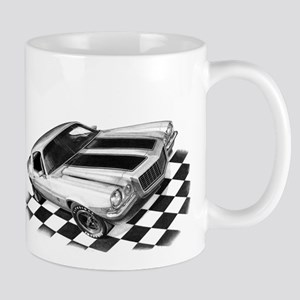 Camaro Stainless Steel Travel Mug by K.A.R TEASE M