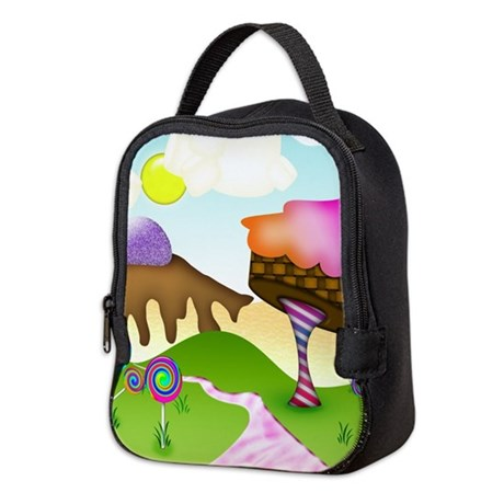 Candy Dreams Neoprene Lunch Bag