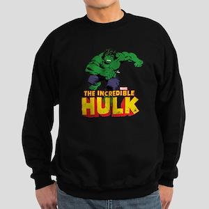 Hulk Running Sweatshirt (dark)