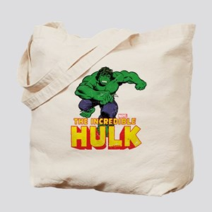 Hulk Running Tote Bag