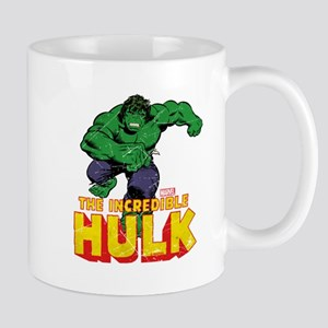 Hulk Running Mug