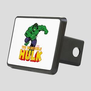 Hulk Running Rectangular Hitch Cover