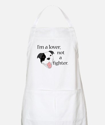 Pitbull Lover Apron