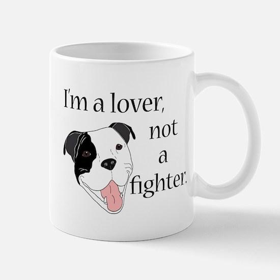 Pitbull Lover Mugs