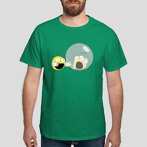 Introvert Hamster Ball Dark T-Shirt