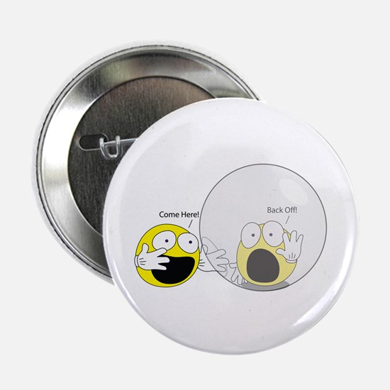 Introvert Hamster Ball Button 10 Pack