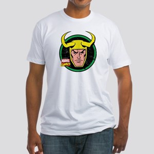 Loki Circle Fitted T-Shirt
