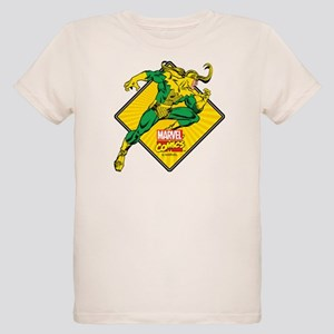 Loki Diamond Organic Kids T-Shirt