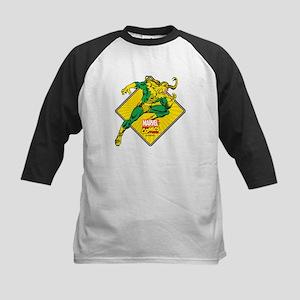 Loki Diamond Kids Baseball Jersey
