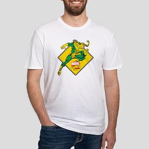 Loki Diamond Fitted T-Shirt
