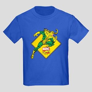 Loki Diamond Kids Dark T-Shirt