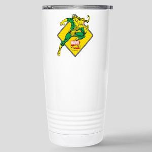 Loki Diamond Stainless Steel Travel Mug