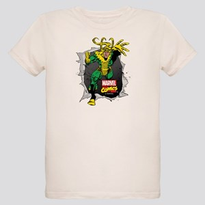 Loki Ripped Organic Kids T-Shirt