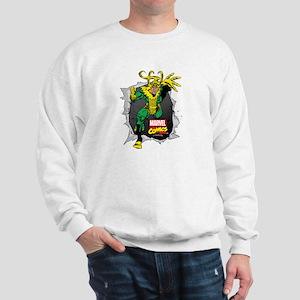 Loki Ripped Sweatshirt
