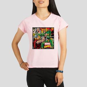 Marvel Loki and Thor Performance Dry T-Shirt