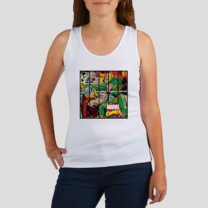 Marvel Loki and Thor Women's Tank Top