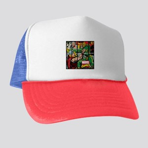 Marvel Loki and Thor Trucker Hat