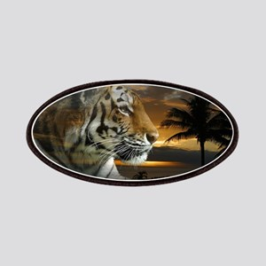 Tiger Sunset Patches