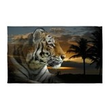 Tiger sunset 3x5 Rugs