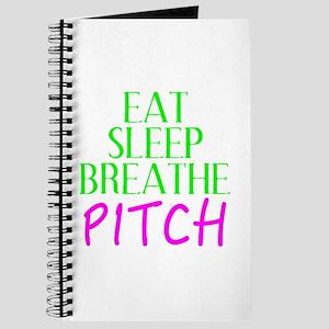 Eat Sleep Breathe Pitch Journal