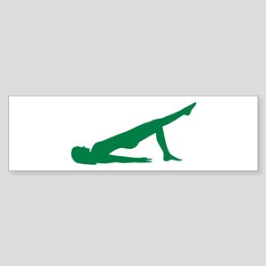 Pilates Sticker (Bumper)
